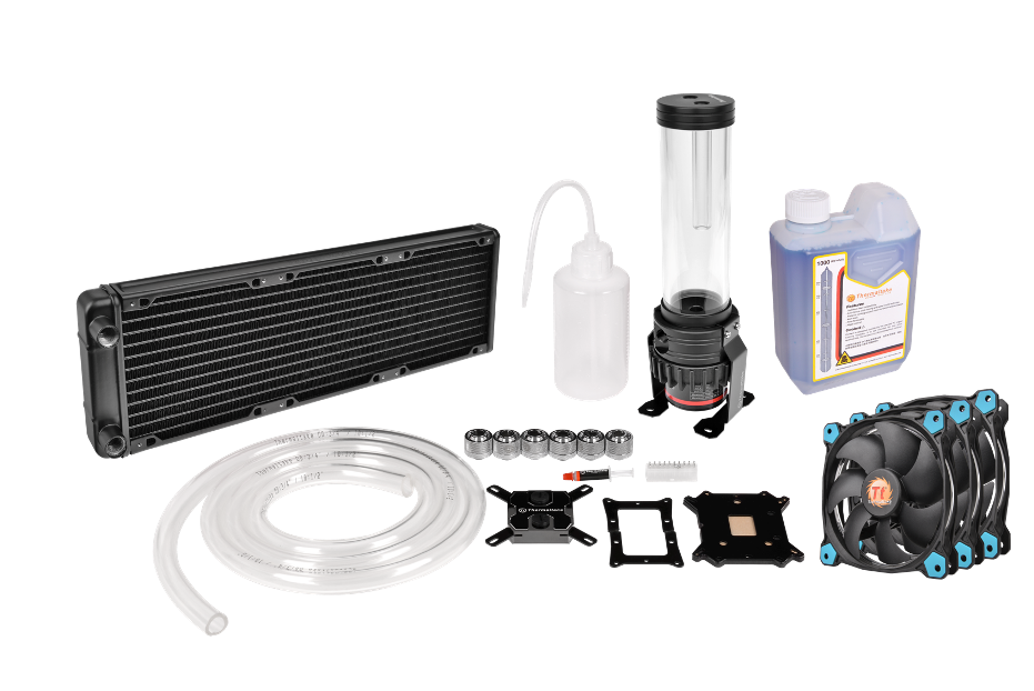 Thermaltake Pacific R360 Water Cooling Kit_1
